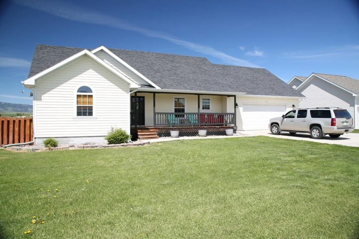 160 Trail Drive, Ranchester, WY 82839