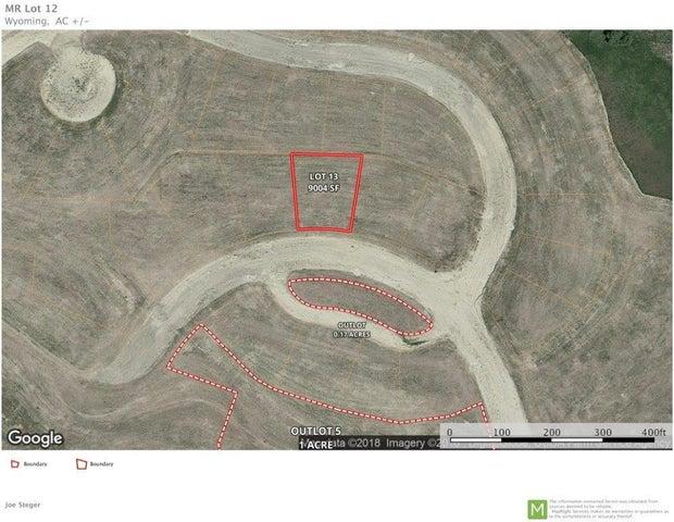 2645 Morrison Ranch Road, (Lot 13), Sheridan, WY 82801