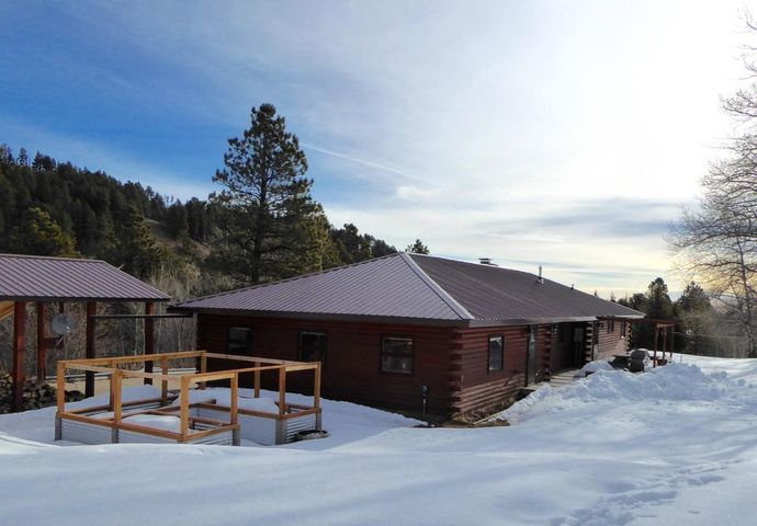 In beautiful Story, Wyo in the Big Horn Mountains!