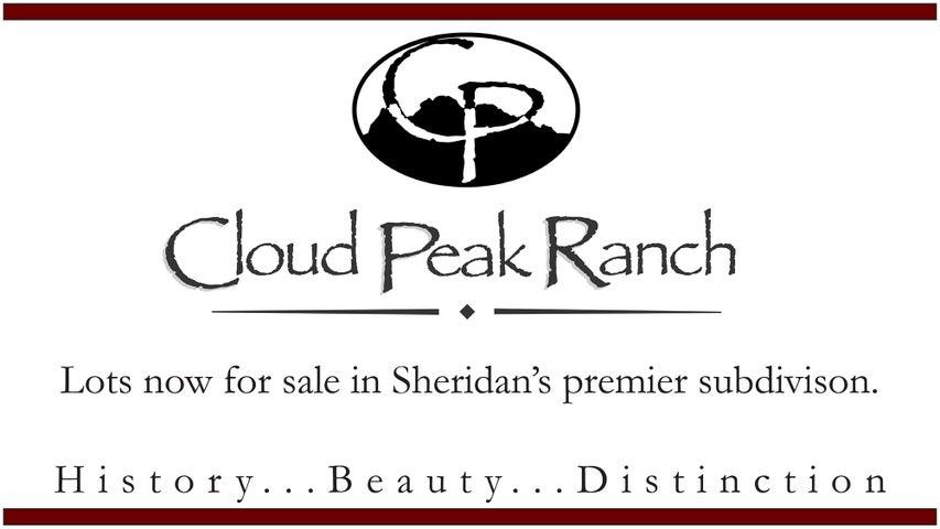 Cloud Peak Ranch Sub.