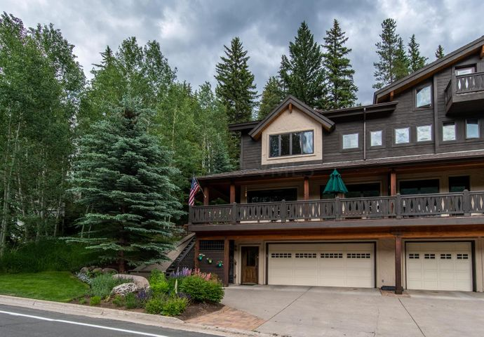 A perfect opportunity for full time resident to own a Duplex in the Town of Vail.  Town of Vail Type I EHU with no appreciation cap.  See attached Deed Restriction Document for buyer qualifications.   Beautiful remodeled duplex on the TOV free bus route is the  The home features a 2nd master suite & living area w/additional queen bunk sleeping for family & guests to enjoy. Hardwood floors throughout, large front deck to enjoy spring, summer & fall, an oversized 2 car heated garage, heated driveway, deck in back with grass area.  Seller is a licensed Broker in the State of Colorado.