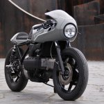 Fifty Shades Of Grey Deep Creeks Bmw K100 Return Of The Cafe Racers