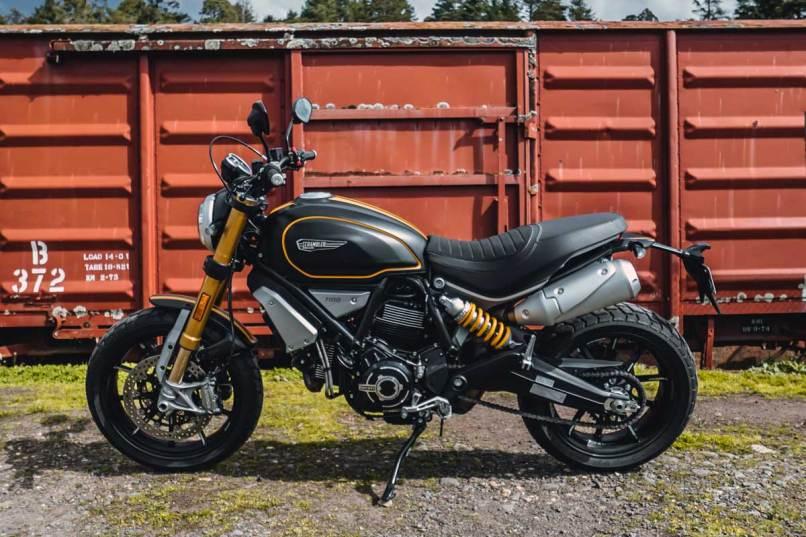 Ducati Scrambler 1100 Ride Review