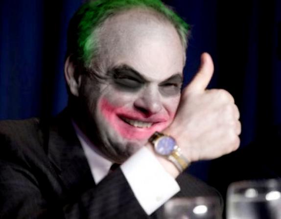 Image result for tim kaine joker