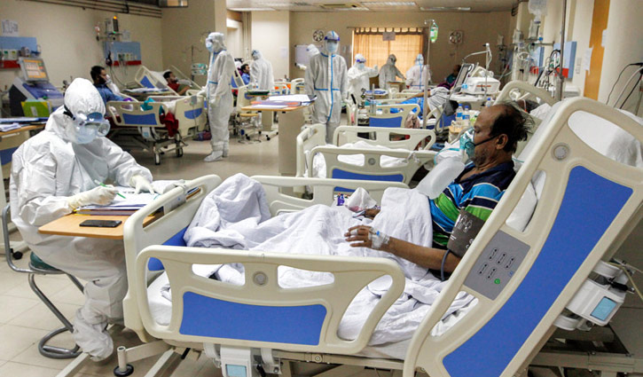 Bangladesh logs 198 Covid deaths, 7535 new cases in 24 hrs