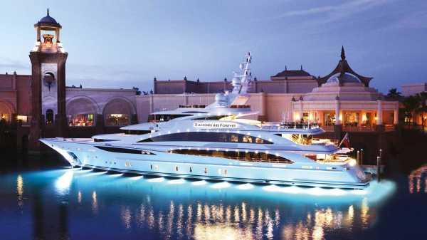 Ultimate Sailing In Style: 29 Most Expensive Luxury Yachts ...