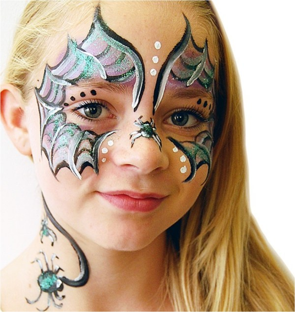 Cool Face Painting Ideas Ve