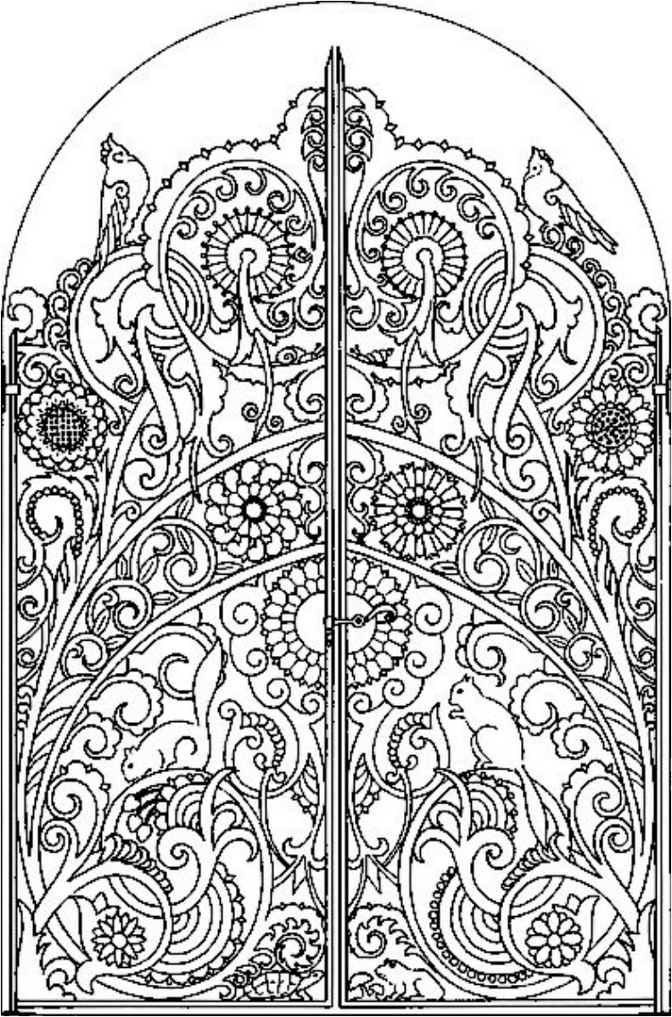 39 Free Coloring Pages Grown Ups Can Enjoy - Ritely   coloring pages for adults cool