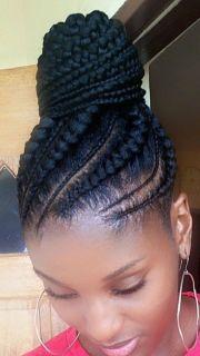 goddess braid design