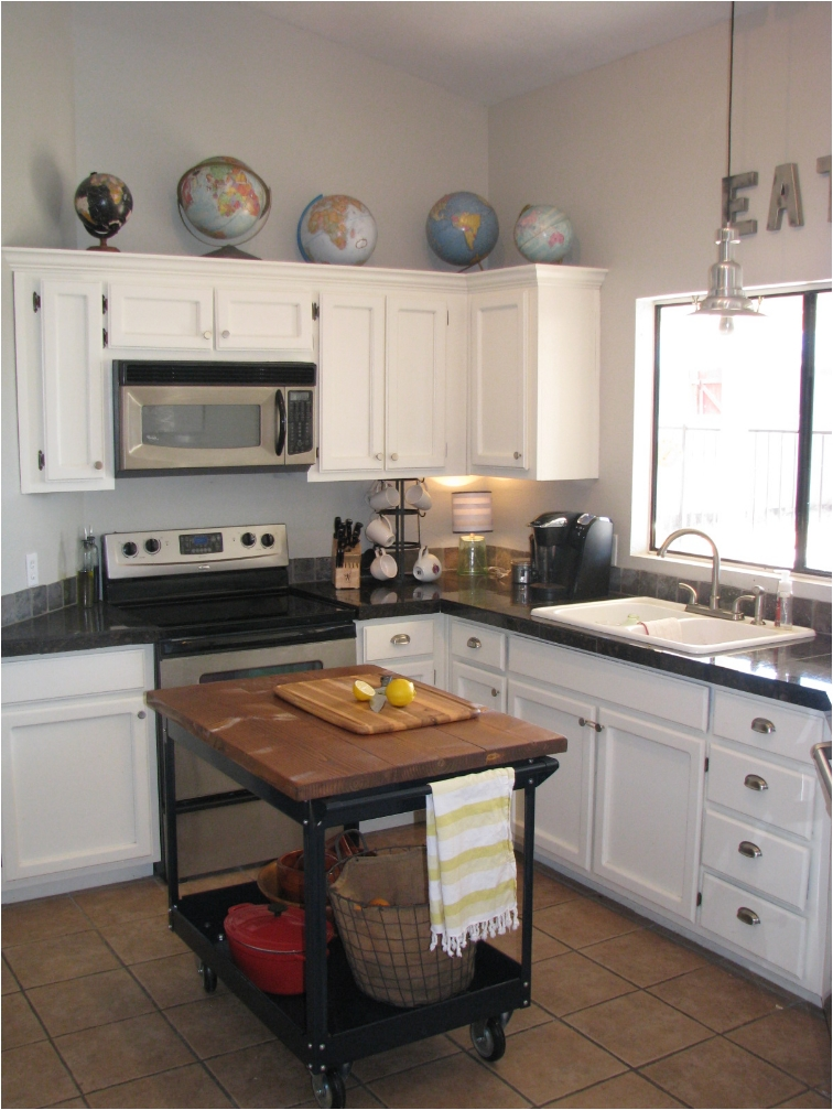 diy rolling kitchen island wholesale cabinets 20 islands to complete your ritely cart