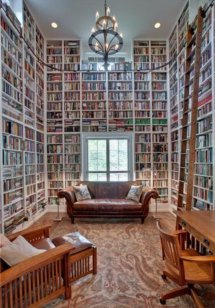 My Dream Home Library