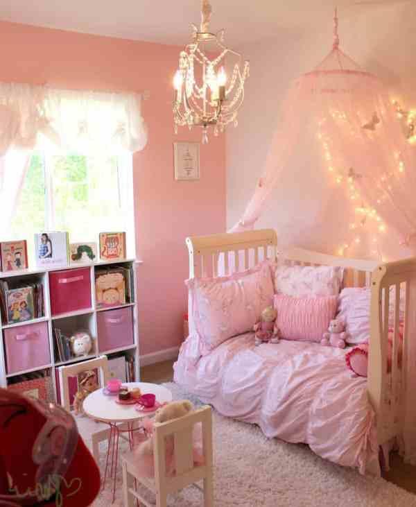 Cheery Design Little Girl' Dream Bedroom - Ritely