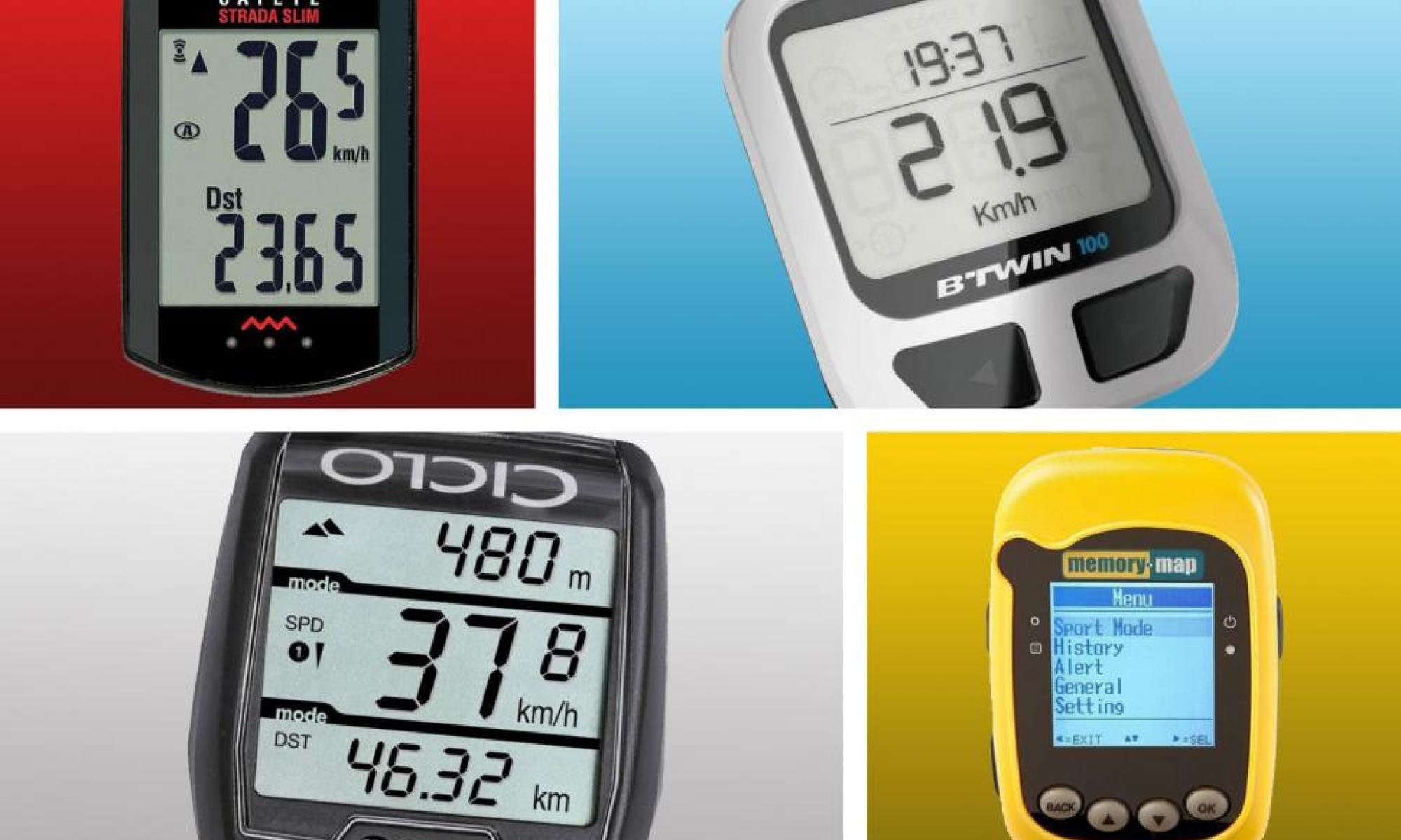 10 of the best cheap cycle computers — get your ride data