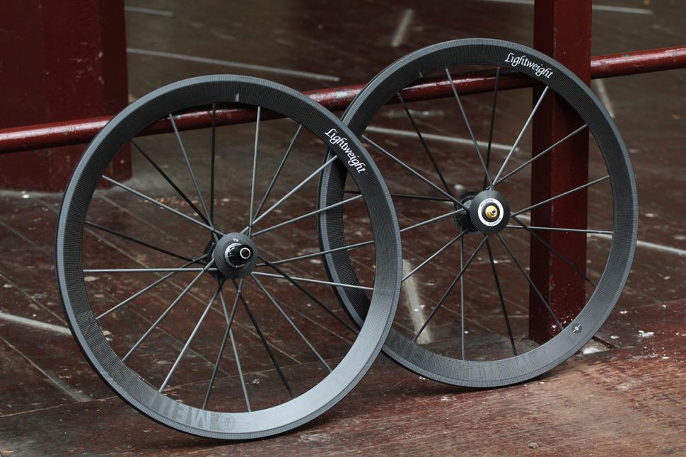 Review Lightweight Meilenstein tubular wheelset  roadcc