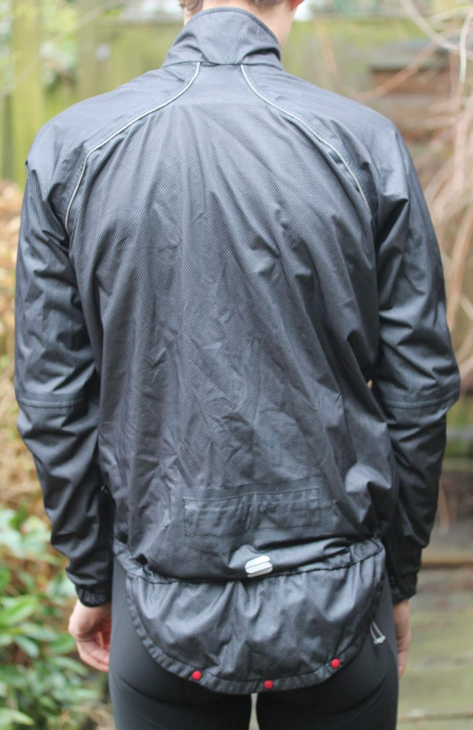 review sportful survival jacket