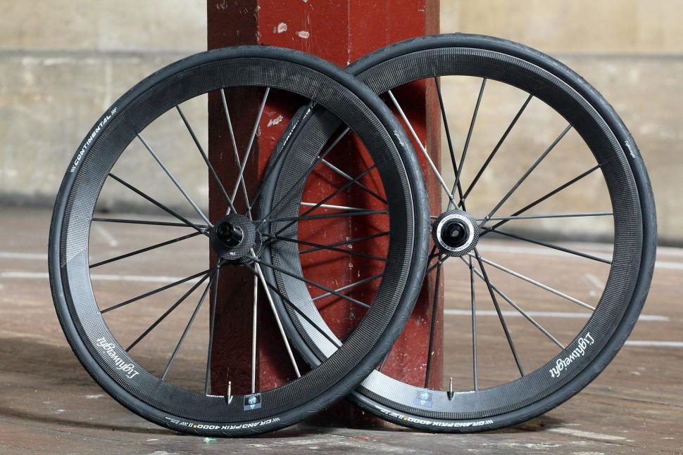 Review Lightweight Meilenstein C Disc wheels  roadcc