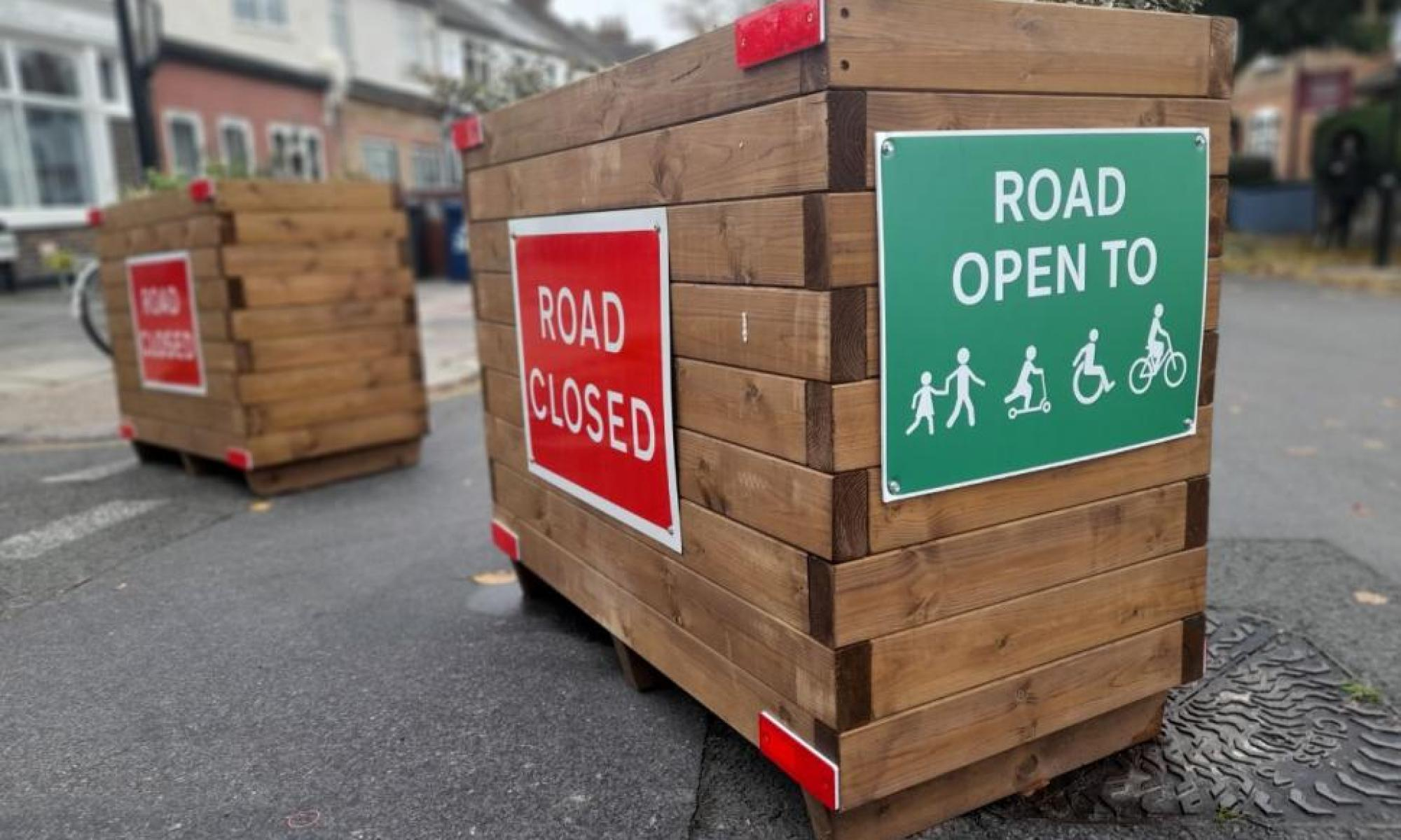 Parliament to debate Low Traffic Neighbourhoods this afternoon