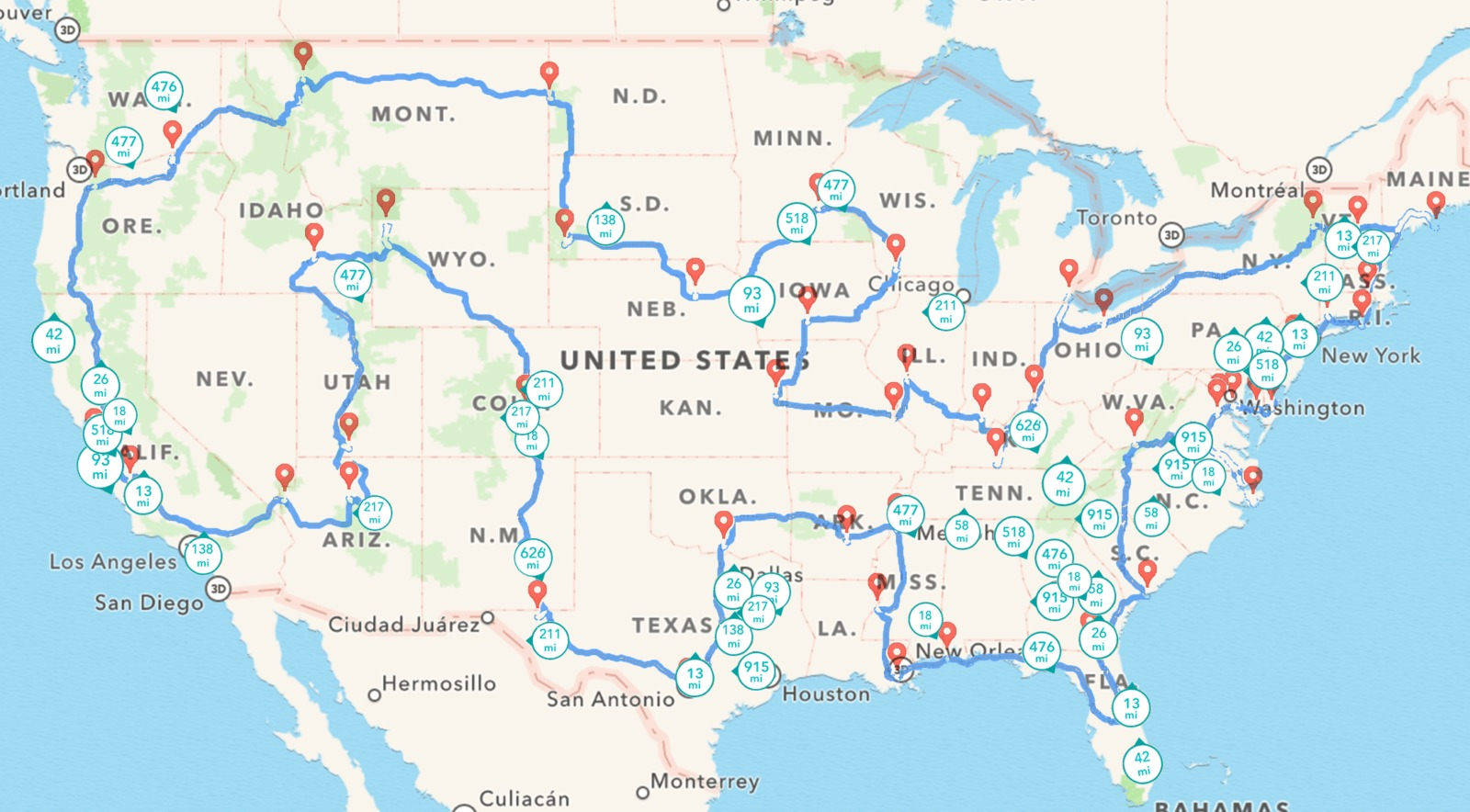Scientists Discovered The Ultimate Road Trip Here S How