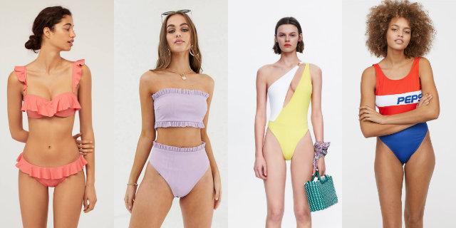 Costumi da bagno estate 2019 modelli e tendenze  Roba da Donne