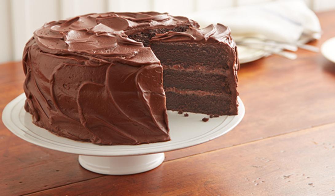 Ricetta Torta al Cioccolato  Roba da Donne
