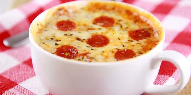 Un po muffin e tanto pizza mai provato i pizza muffin  Roba da Donne