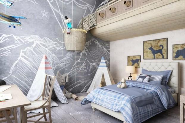 30 meravigliose camere per bambini  Roba da Donne