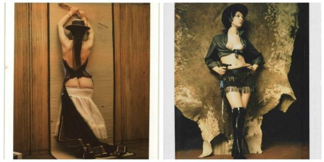 Le Polaroids erotiche di Carlo Mollino scattate negli anni 60
