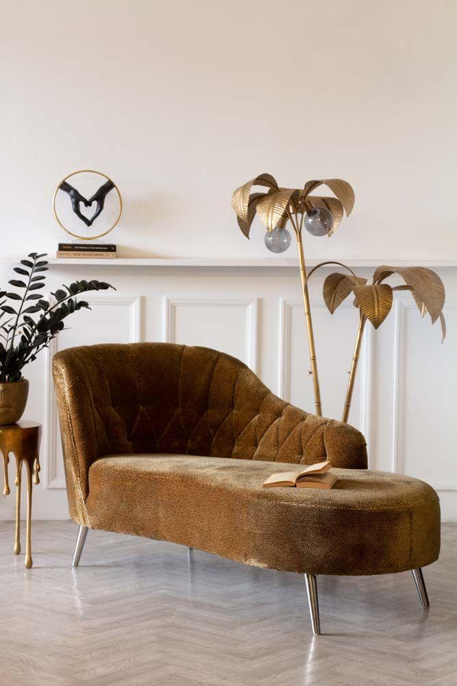 easy elegance leopard print velvet chaise lounge