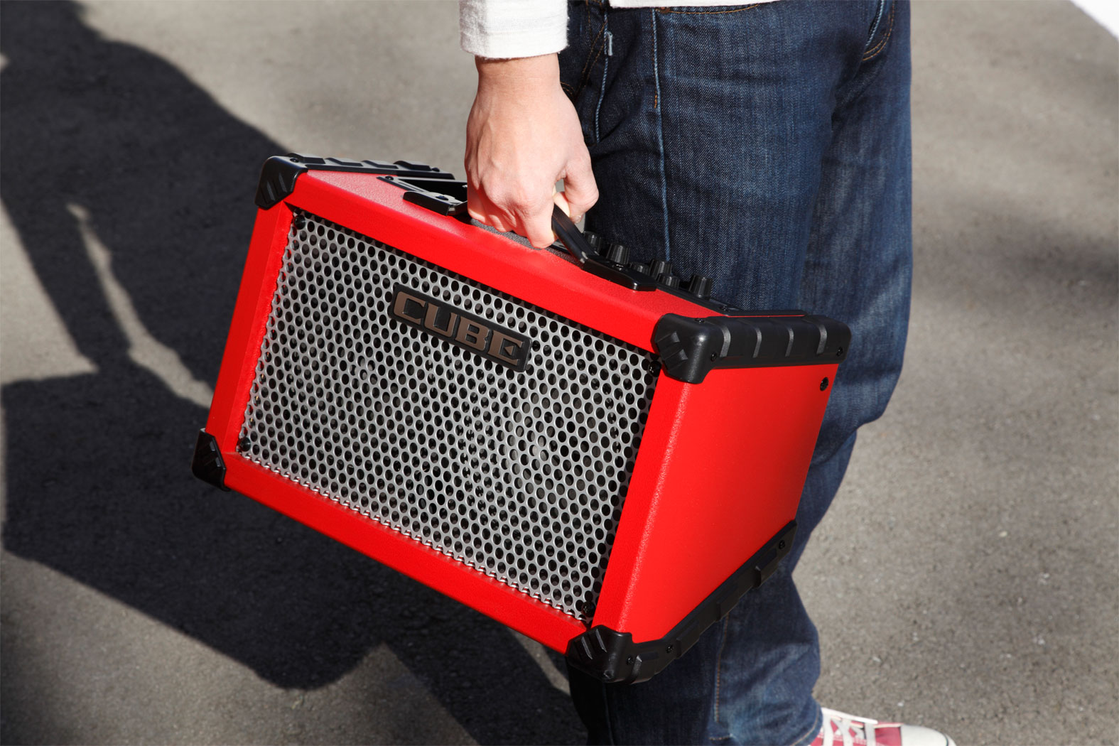 Roland - CUBE Street | Battery Powered Stereo Amplifier電池供電立體聲擴大音箱