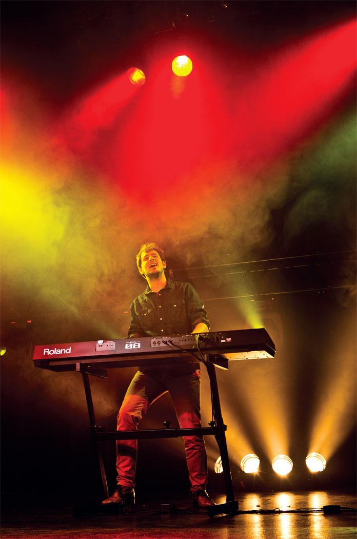 Roland FA 08 performance
