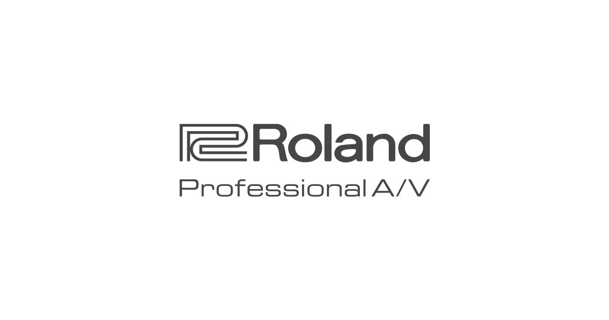 Roland Pro A/V