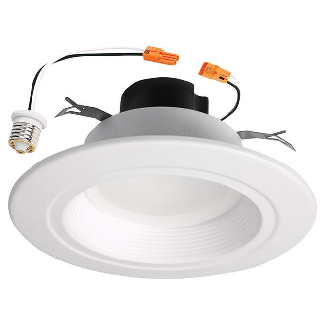 dimmable recessed light retrofit kit led 6 white