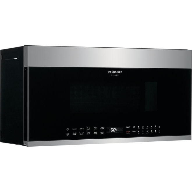 over the range microwave oven 30 1 5 cu ft 1450 w ss
