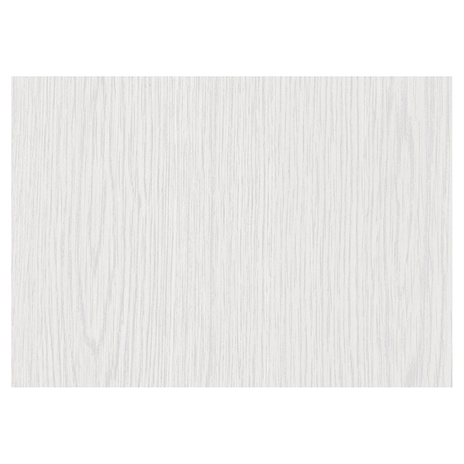 home depot kitchen packages old fashioned sinks self-adhesive vinyl film - whitewood | rona