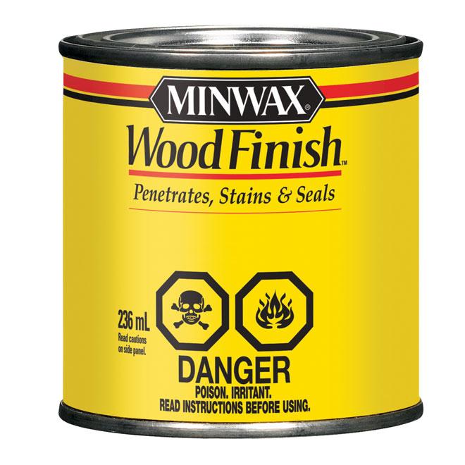 Ebony Wood Finish