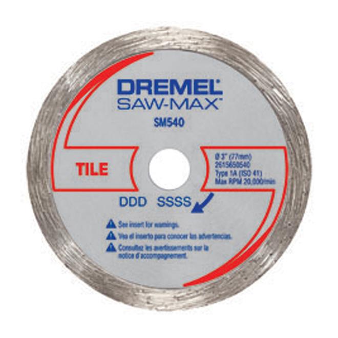 diamond edge cut off wheel for tile 3 white