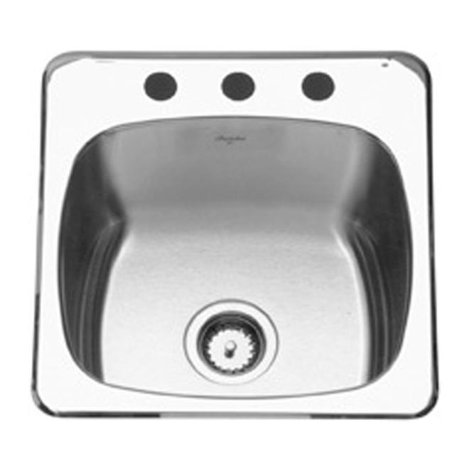 single sink kitchen drains rona ubs2020 3