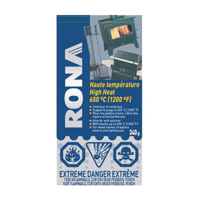 rona high heat spray