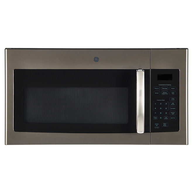 over the range microwave 1 6 cu ft slate