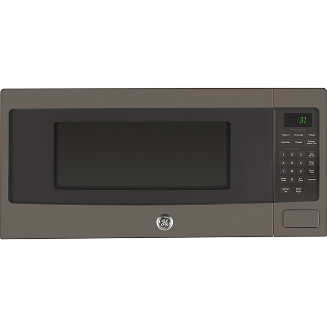 countertop microwave oven 800 w 1 1 cu ft slate