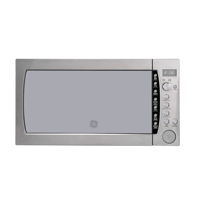ge countertop 2 2 cu ft microwave oven stainless steel