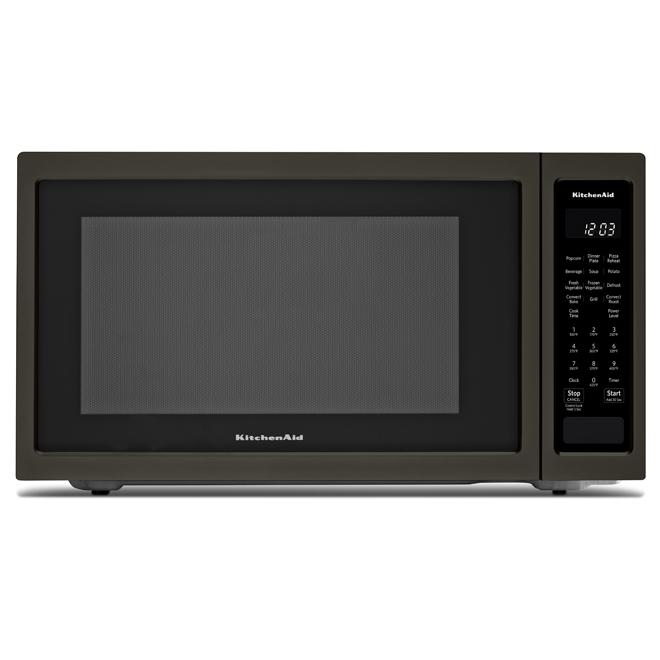 kitchenaid convection microwave oven 1 5 cu ft 1400 w