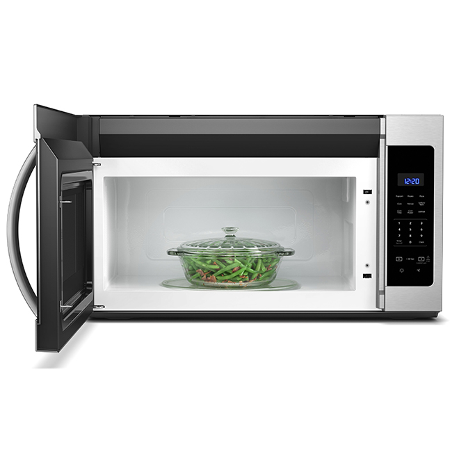 over the range microwave oven 30 1 7 cu ft 900 w ss