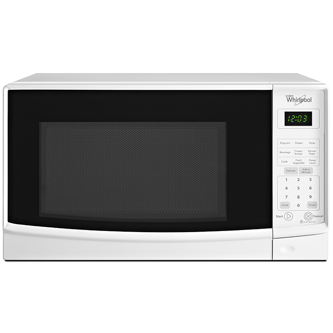 counter top microwave oven 0 7 cu ft 700 w white