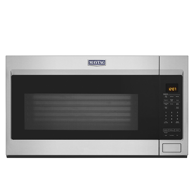 over the range microwave oven 950 w 1 9 cu ft