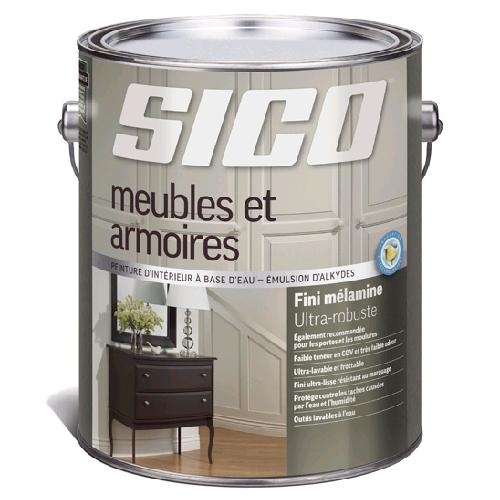 peinture d interieur pour meubles et armoires