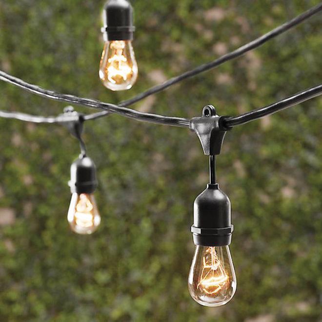 lumirama string lights 10 lights 10 w 12 ft indoor outdoor