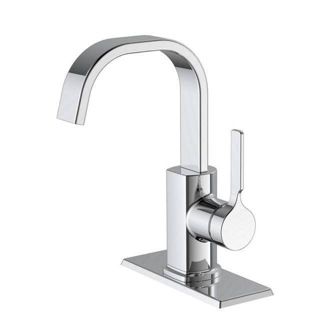 allen roth hali 1 handle bath faucet chrome