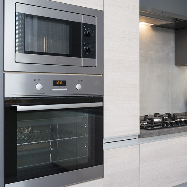 kitchen ovens quality knives appliances rona wall