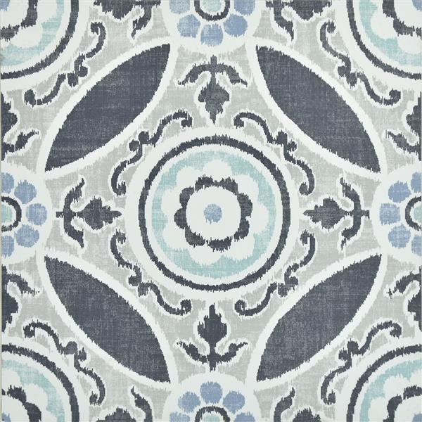wallpops sienna self adhesive floor tiles 24 in x 60 in